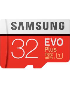 Evo + 32 GB micro SD class 10 - with adapter R95MBs/ W20