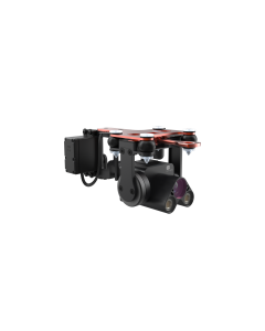 SwellPro - PL4, Waterproof payload release with HD Night Camera with 1 Axis Gimbal